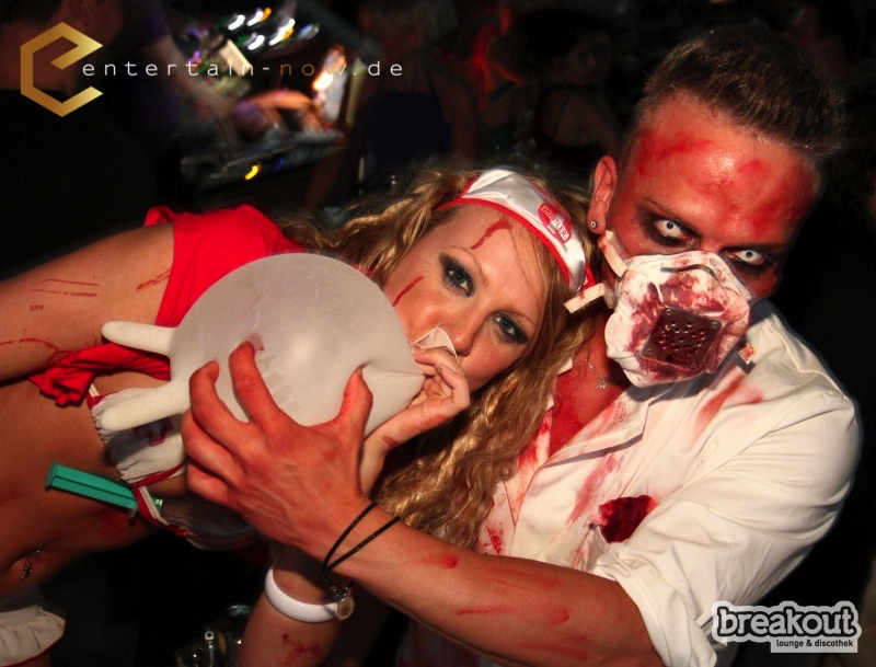 Halloween Konzept